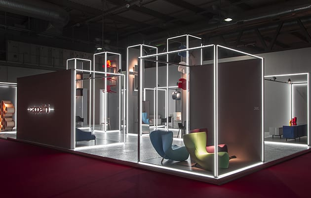 Cappelinni Stand Salone OnOffice